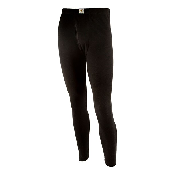 Janus Black Wool Ullongs